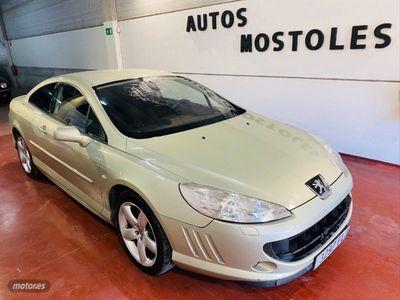 usado Peugeot 204 407 Pack 2.7 V6 HDIAutomatico Coupe