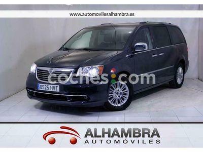 usado Lancia Voyager 2.8crd Platinum Aut. 163 cv en Madrid