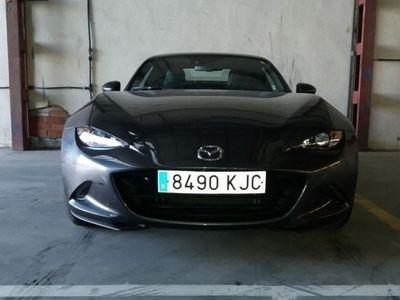 gebraucht Mazda MX5 MX-52P 2.0 GE 160CV Luxury Twin Tone RF
