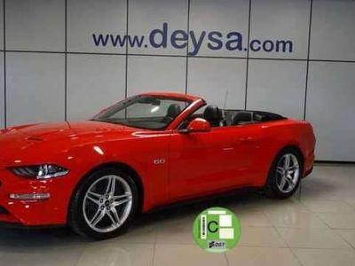 usado Ford Mustang GT Convertible 5.0 Ti-VCT