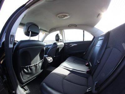 usado Mercedes E270 Clase ECDI AVANTGARDE -05