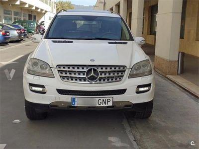 usado Mercedes ML320 Clase MCdi 5p. -08
