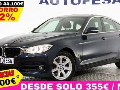 usado BMW 320 Serie 3 F34 Gran Turismo d 184cv xDrive 5p auto # IVA DEDUCIBLE, NAVY, PARKTRONIC, S/S
