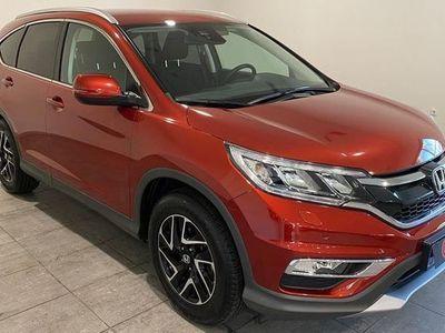 usado Honda CR-V 2.0 i-VTEC Elegance Plus Navi 4x2