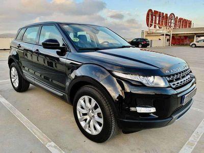 usado Land Rover Range Rover evoque 2.2 TD4 4x4 PURETECH con NAVEGADOR, XENON, CUERO COMPLETO...