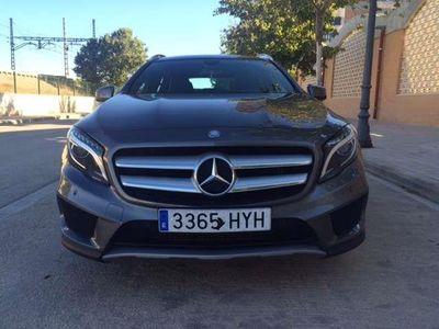 usado Mercedes GLA200 CDI AMG Line 7G-DCT