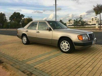 usado Mercedes E300 (W124) 1989