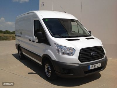 usado Ford Transit 310 100cv L2H2 Van Trend Delantera