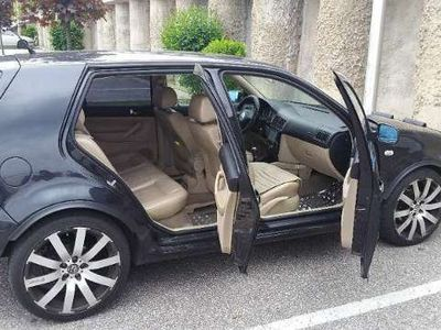 usado VW Golf 1.9TDI Conceptline 4Motion
