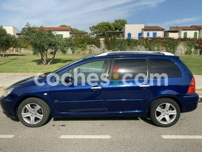 usado Peugeot 307 Sw 1.6hdi Pack 110 110 cv en Tarragona