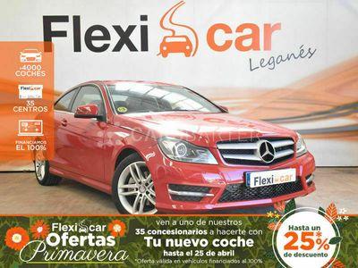 usado Mercedes C220 C 220CDI Blue Efficiency Sport Coupé 2p