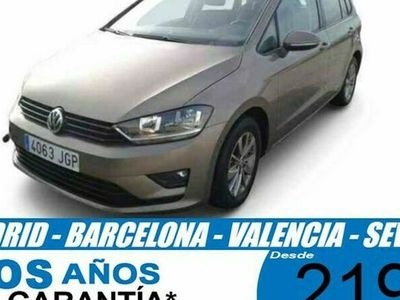 usado VW Golf Sportsvan 1.6TDI CR Business&Navi 81kW