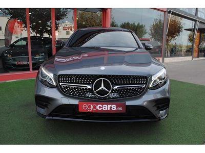 usado Mercedes GLC220 Coupé d 4Matic - IVA DEDUCIBLE - GERENCIA