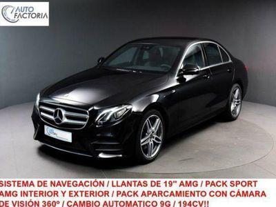 gebraucht Mercedes E220 9G-Tronic 194