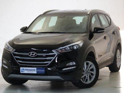 gebraucht Hyundai Tucson 1.7CRDI BD 25A 4x2 115
