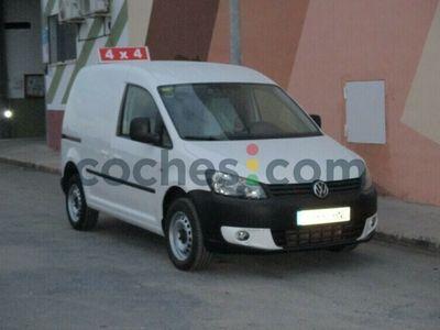 usado VW Caddy 2.0tdi Comfortline 4m 110 cv en Valencia