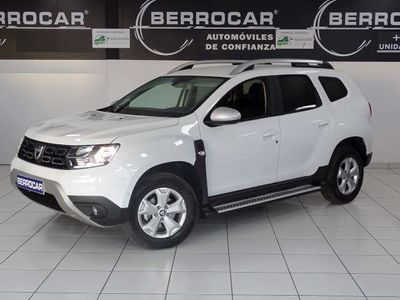 usado Dacia Duster 1.5dCi Ambiance 4x2 110