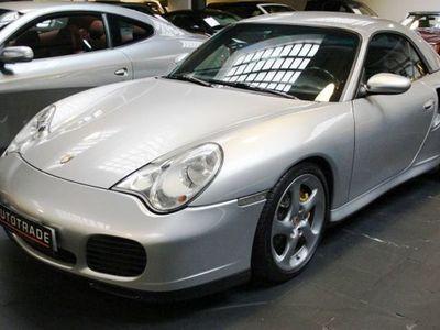 usado Porsche 911 Turbo S Cabriolet