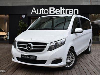usado Mercedes V220 d Largo 7G Tronic - BOLA - NAVEGADOR - 6 PLAZAS