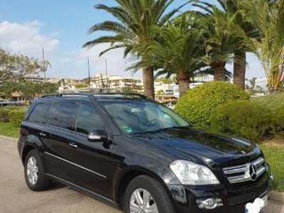 second-hand Mercedes GL320 CDI Aut.