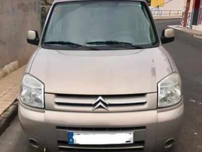 usado Citroën Berlingo 1.6 HDi 92 SX Plus -08