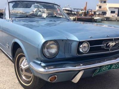 usado Ford Mustang año 1965 134000 KM