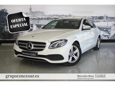 used Mercedes E220 9G-Tronic 194
