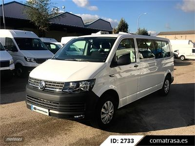 begagnad VW Caravelle Trendline Largo 2.0 TDI 75kW BMT