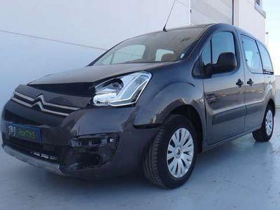 usado Citroën Berlingo E.Blue 100 cv. -Golpe- 7.990 €