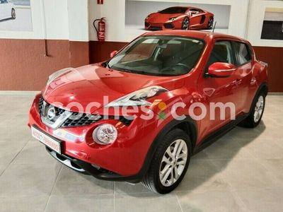 usado Nissan Juke 1.5dci Acenta 4x2 110 cv en Cadiz