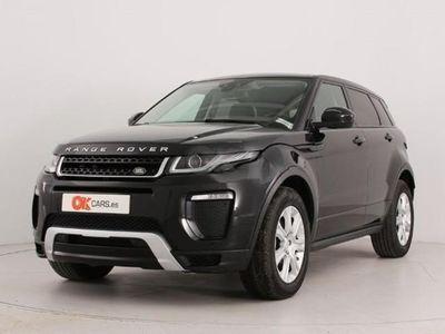 brugt Land Rover Range Rover evoque 2.0L TD4 4x4 SE Dynamic Aut.132 kW (180 CV)