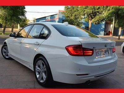 used BMW 320 d EfficientDynamics Ed. Essential Plus Ed.