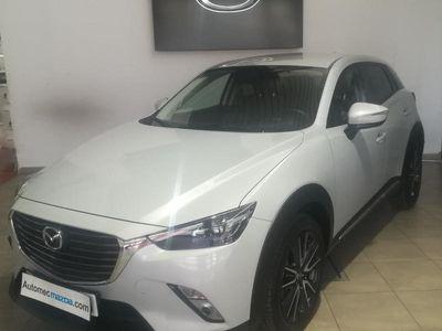 usado Mazda CX-3 2.0 Luxury 2WD 120cv *CONCESIONARIO OFICIAL *