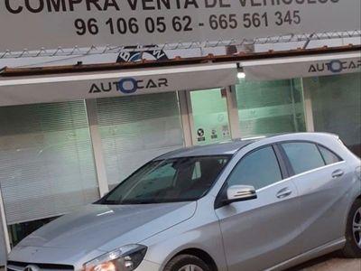 usado Mercedes A180 Clase ACDI Urban