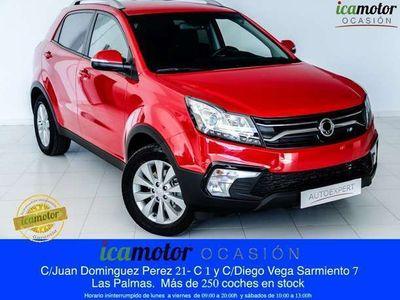 usado Ssangyong Korando D22T 131kW (178CV) Premium 4x2