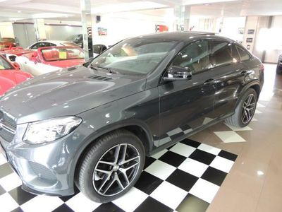 usado Mercedes GLE350 COUPE*4MATIC*AMG PACK*TECHO PAN*FULL*FULL*