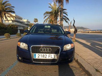 usado Audi A4 Avant 2.7 TDI -07