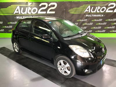 gebraucht Toyota Yaris 1.4D-4D TS 90 c.v. REVISADO Y GARANTIZADO!!!!