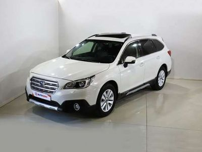 usado Subaru Outback 2.0TD Executive Lineartronic