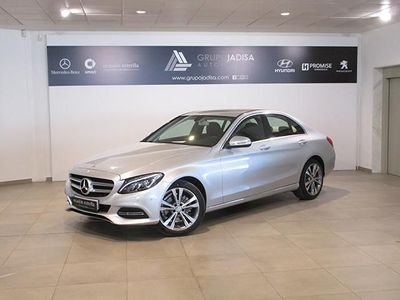 usado Mercedes 220 Clase C CLASED 7G PLUS (4.75)