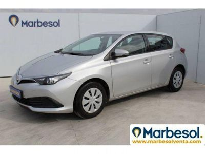 usado Toyota Auris 1.4 90d Business 5p. -17