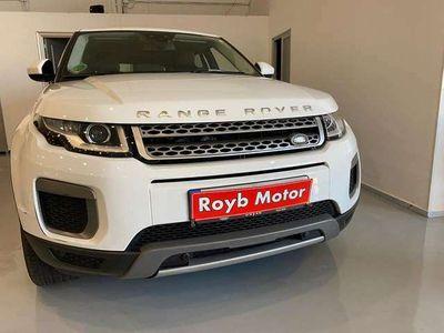 usado Land Rover Range Rover evoque 2.0L ED4 DIESEL 110KW (150CV) 4X2 SE