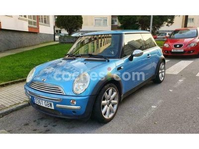 usado Mini Cooper Cabriolet Aut. 115 cv en Coruña, A