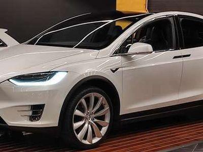 usado Tesla Model X 90D AWD