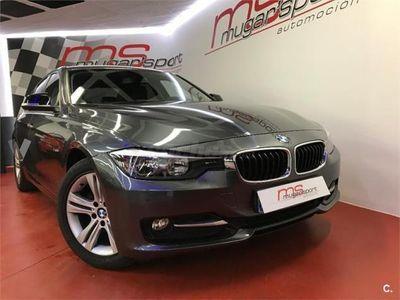 usado BMW 320 Serie 3 d Efficientdynamics Essential Edition 4p. -13