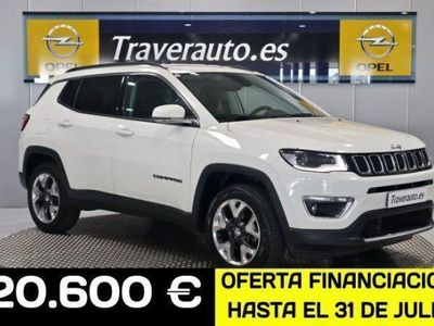 used Jeep Compass 2.0 Mjt Limited 4x4 AD 103kW