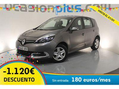 brugt Renault Scénic 1.5 dCi Limited Energy 81 kW (110 CV)