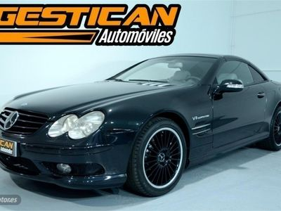 second-hand Mercedes SL55 AMG SLAMG