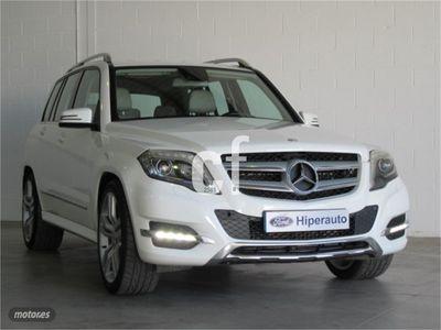 usado Mercedes GLK220 CDI BE 7G-Tronic Plus *GARANTIZADO*