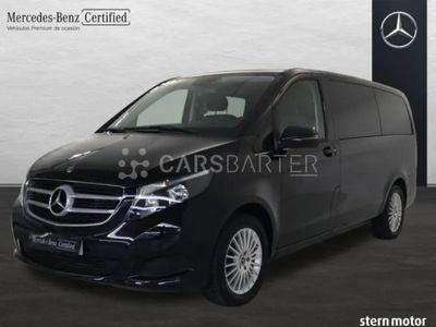 usado Mercedes V220 d Largo 120 kW (163 CV)
